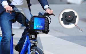 Citi Bike Double Mini Spy Camera